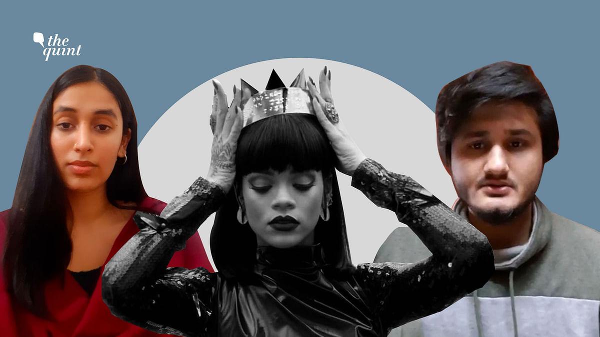 'Oppression Not An Internal Matter': Artistes on Rihanna Tweet Row