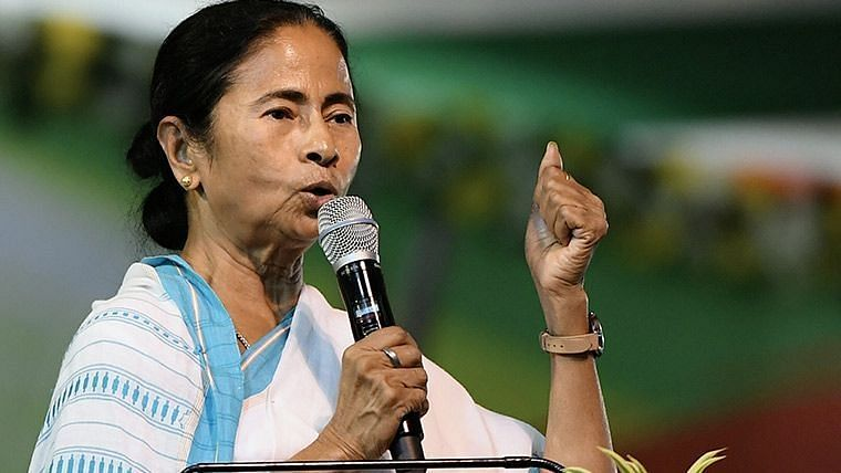 EC Issues Notice to Mamata Banerjee Over 'Appeal to Muslim Voters'