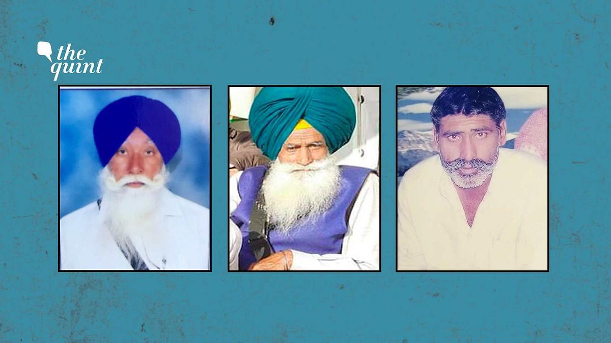 Farmers' Protest: Senior Citizens' Kin Worried Since Their Arrest