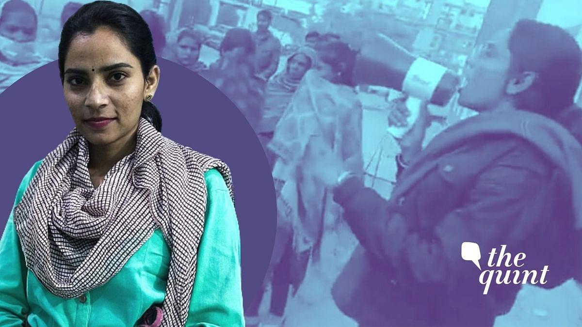 Nodeep Kaur was arrested on 12 January