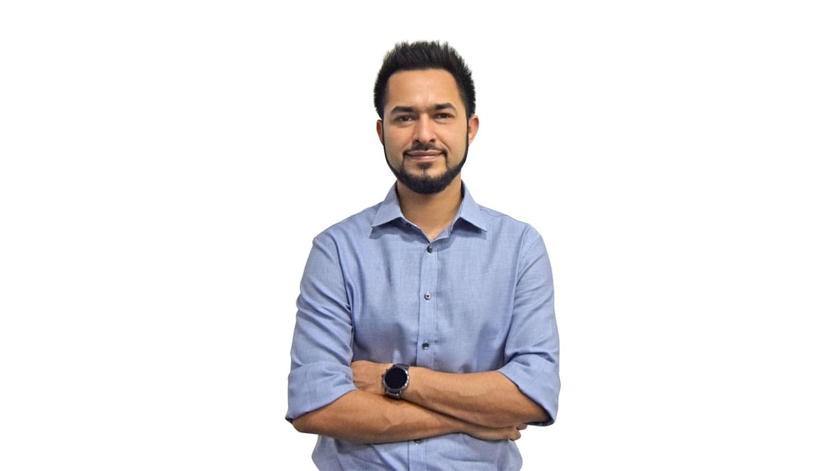 Rohit Paranjpe, co-founder and CEO, SugarBox