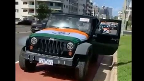 NSW Police Halts Rally Raising Religious Slogans in Sydney