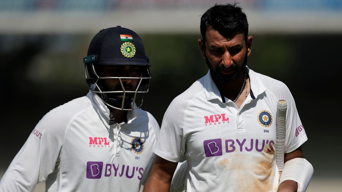Updates from Day 3 of the India vs England Chennai Test.