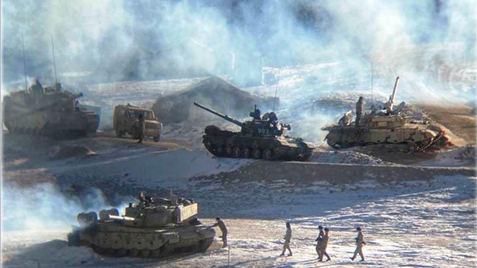New Photos Show Disengagement of India-China Troops at Pangong Tso