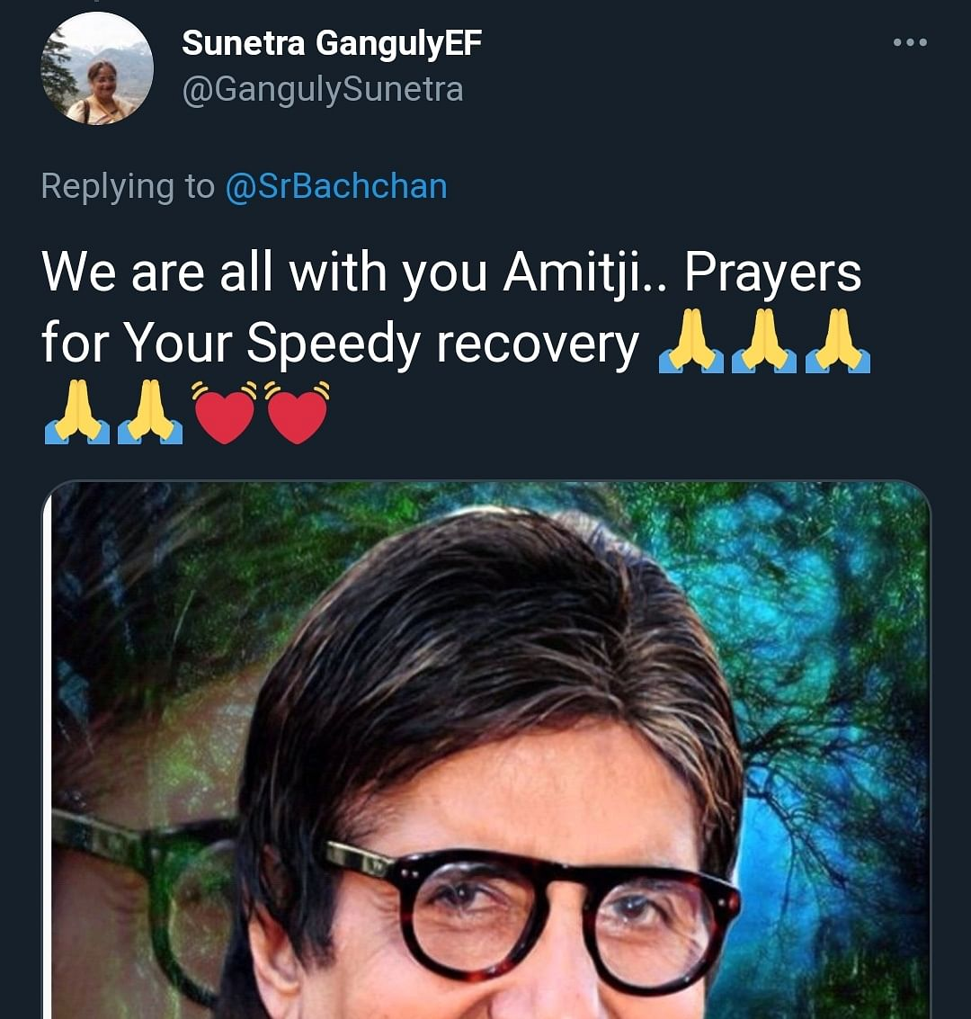 Fans Concerned After Amitabh Bachchan Talks About Surgery
