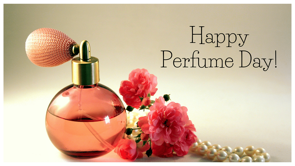 Perfume Day 2021: Images and Wishes