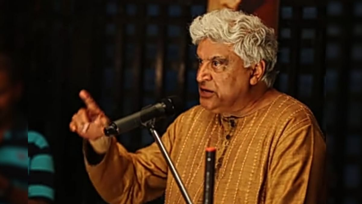 RSS Worker Files Complaint Against Javed Akhtar for RSS-Taliban Comment