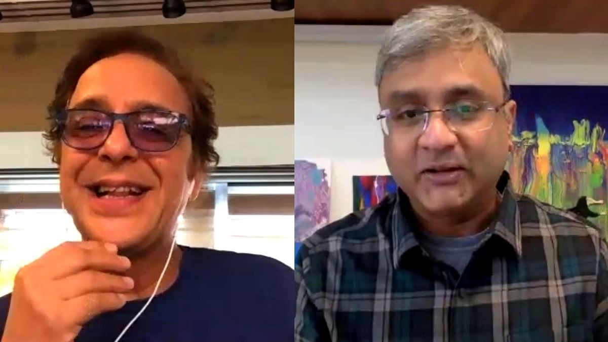 In conversation with Vidhu Vinod Chopra on his struggle and films.