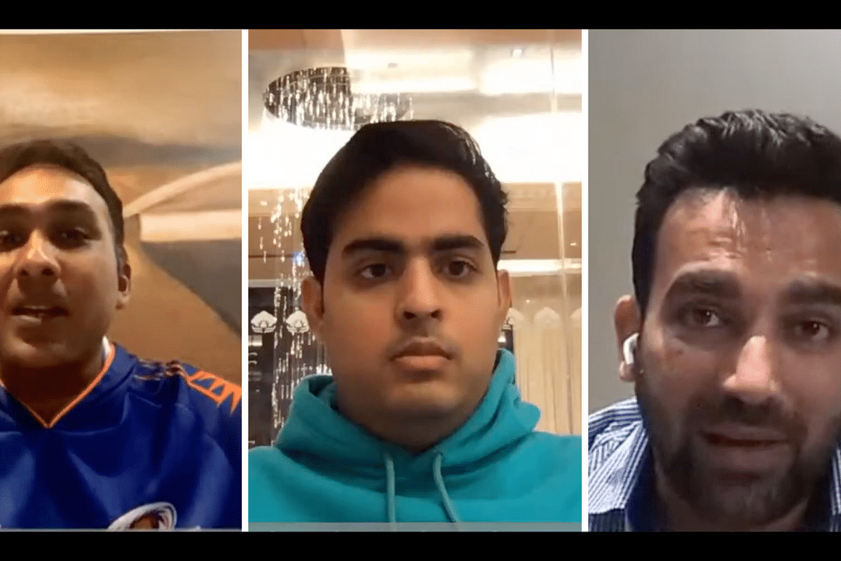Mumbai's Akash Ambani, Mahela and Zaheer talk about the team's decision to buy Arjun Tendulkar at the 2021 IPL Auction.