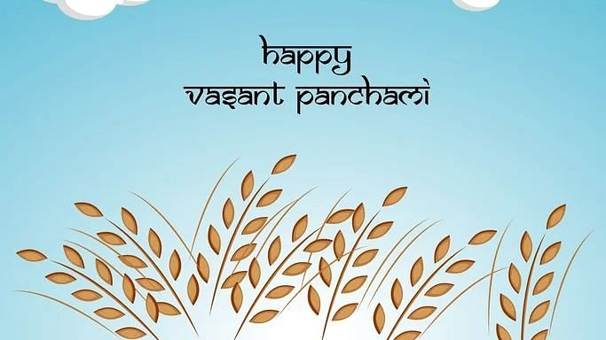 Happy Basant Panchami 2021 wishes, quotes and images.