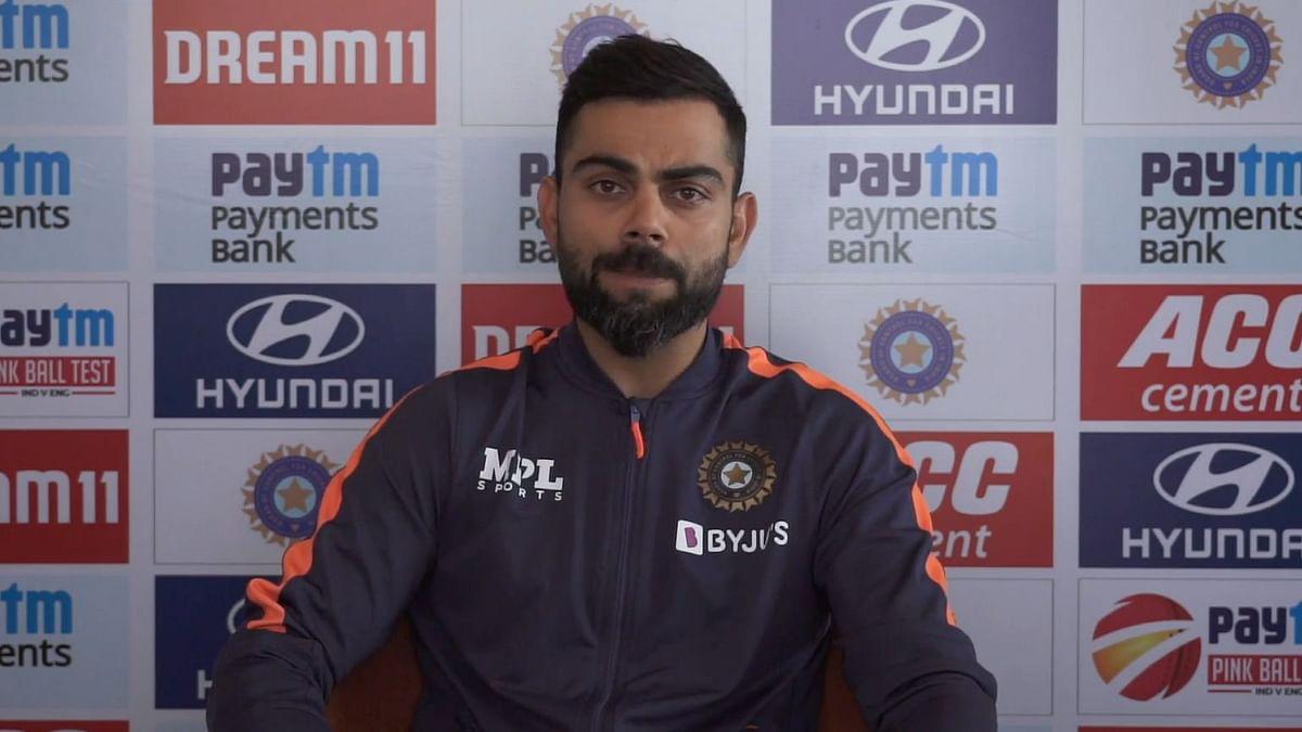 Virat Kohli spoke to the media on the eve of the Motera day-night Test.