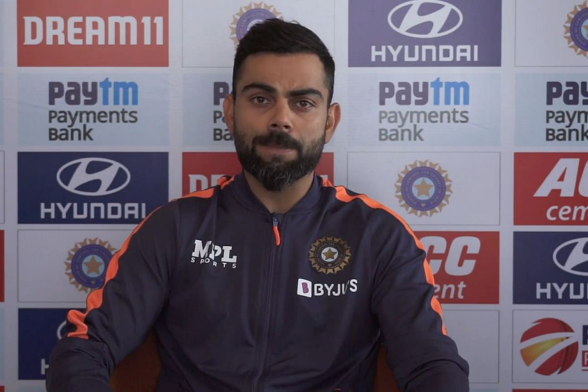 Virat Kohli spoke to the media on the eve of the Motera day-night Test.