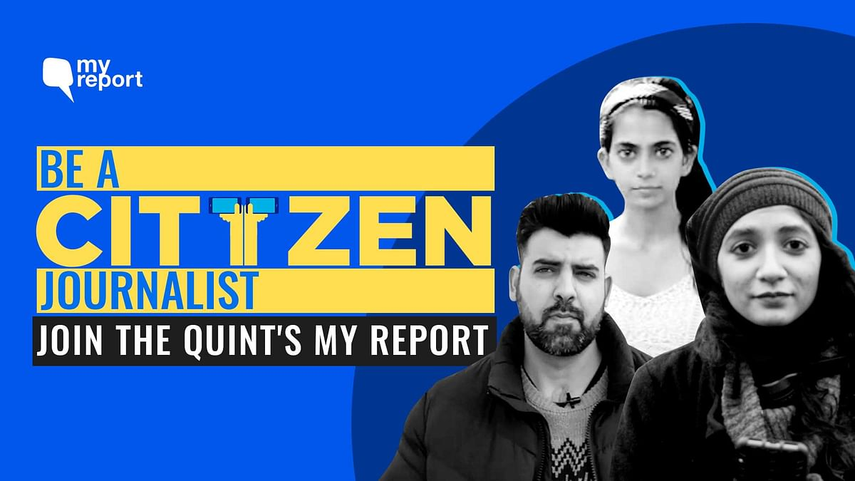 Report Your Story, Make an Impact: Become a Citizen Journalist