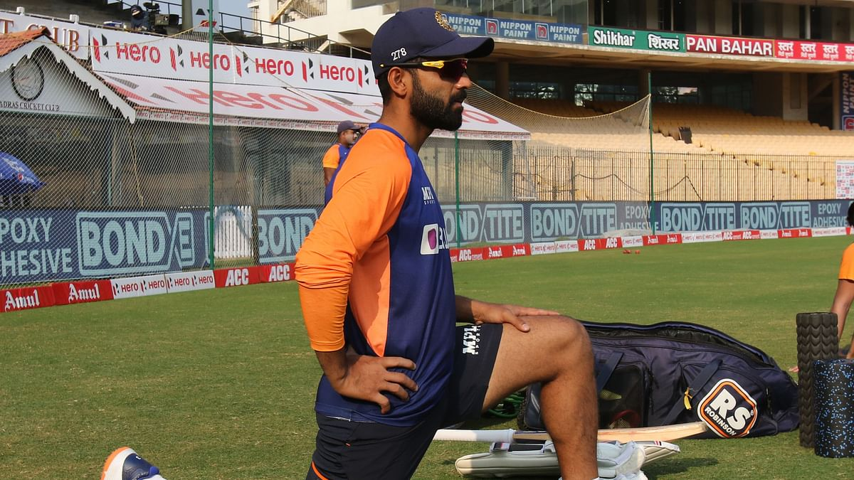 Ajinkya Rahane Expects Pitch for 2nd Test to Turn From Day 1