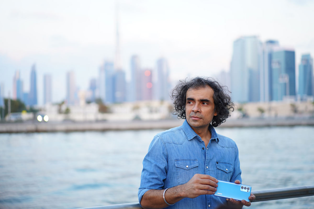 OPPO & Imtiaz Ali Come Together To Inspire New-Age Video Creators