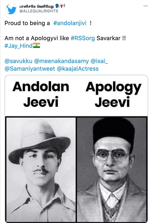 What About Mahatma Gandhi? Twitter on PM's 'Andolanjeevi' Remark