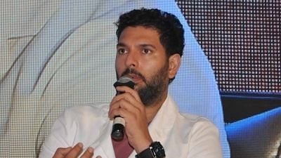 Yuvraj Singh Tweets About Condition of Motera Pitch, Irks Fans