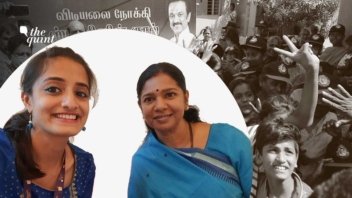 Exclusive: On the Trail With DMK's Kanimozhi, Talking TN Politics