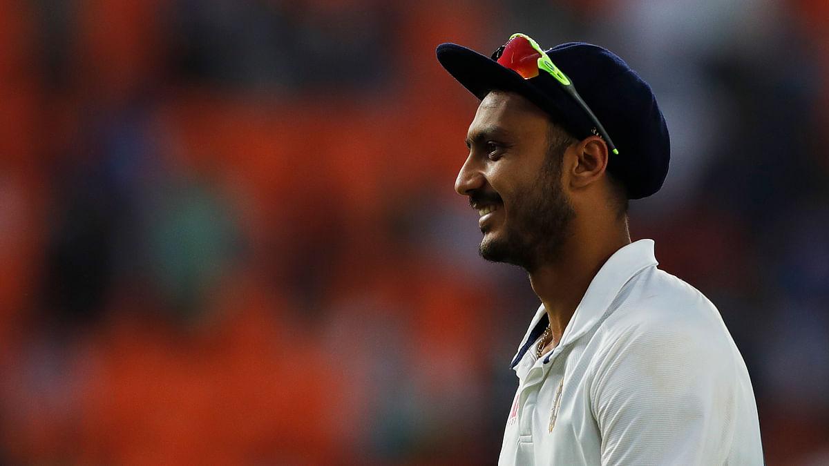 Axar Patel Ably 'Replaces' Jadeja, Captures Maiden 10-Wicket Haul