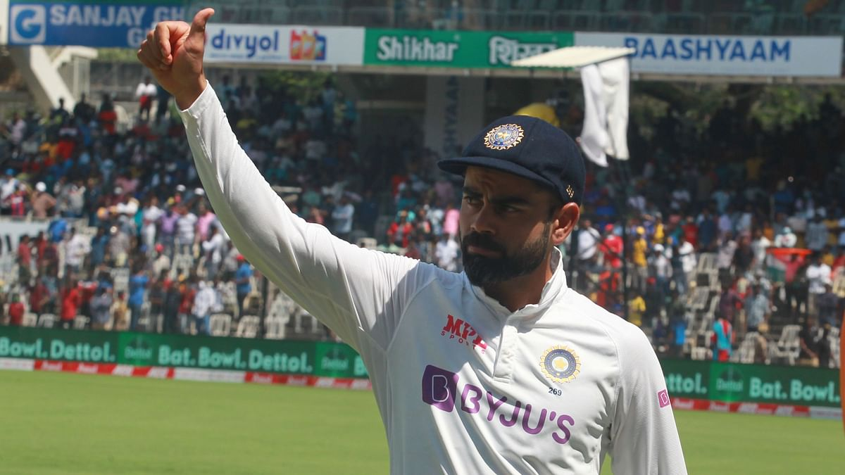 Kohli Set to Overtake MSD as Most Successful Test Captain At Home
