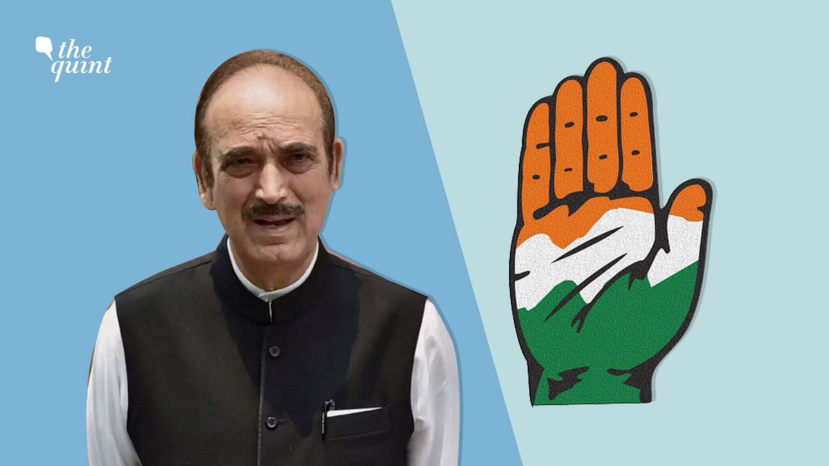'Will Campaign for Congress Whenever Called': Ghulam Nabi Azad