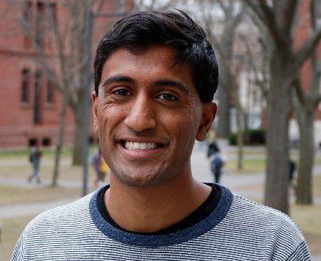 <p>Upsolve founder Rohan Pavuluri.</p>