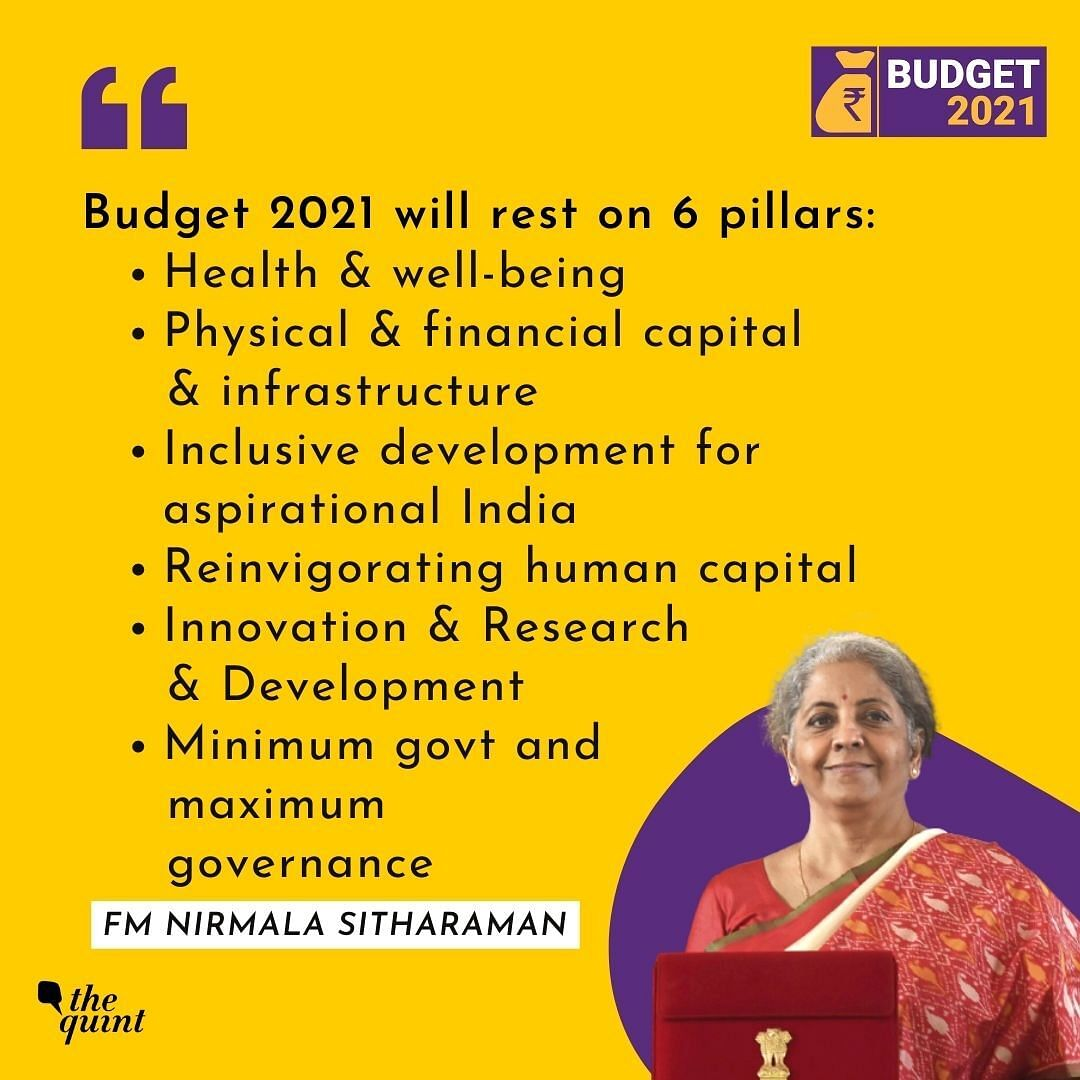 Budget 2021 Highlights: Healthcare in Focus, No Change in I-T Slab