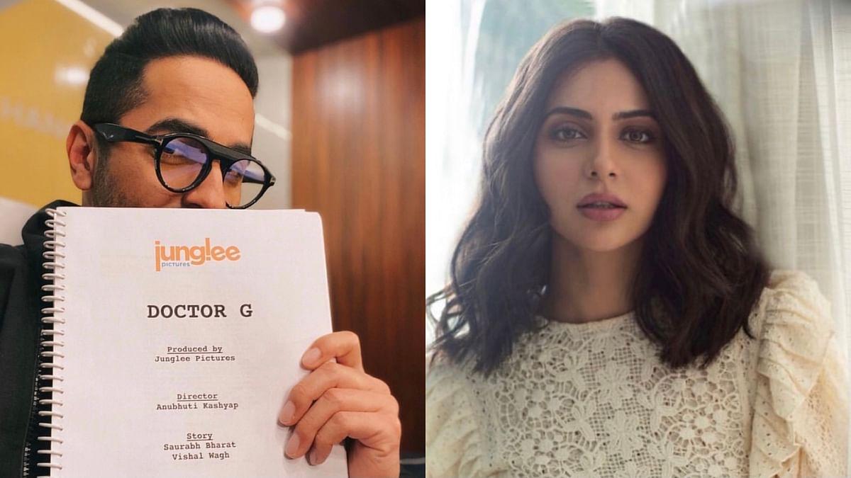 Rakul Preet Singh to Star Opposite Ayushmann in 'Doctor G'