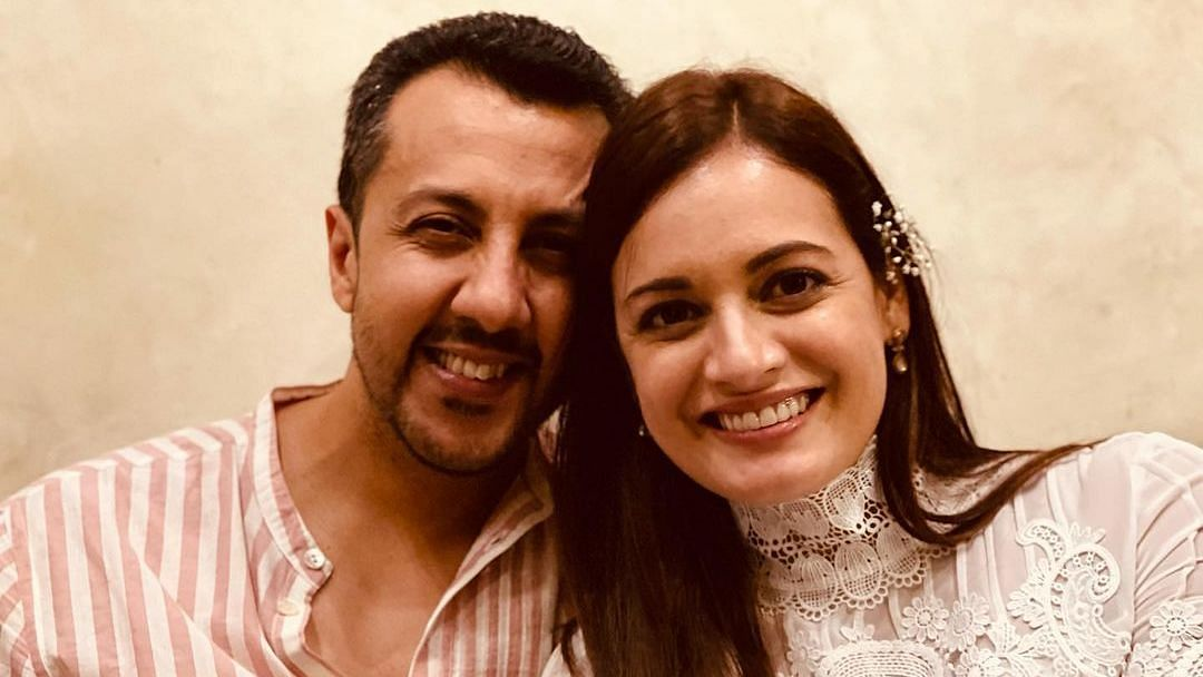 <p>Dia Mirza and Vaibhav Rekhi are supposed to get married on 15 February.</p>