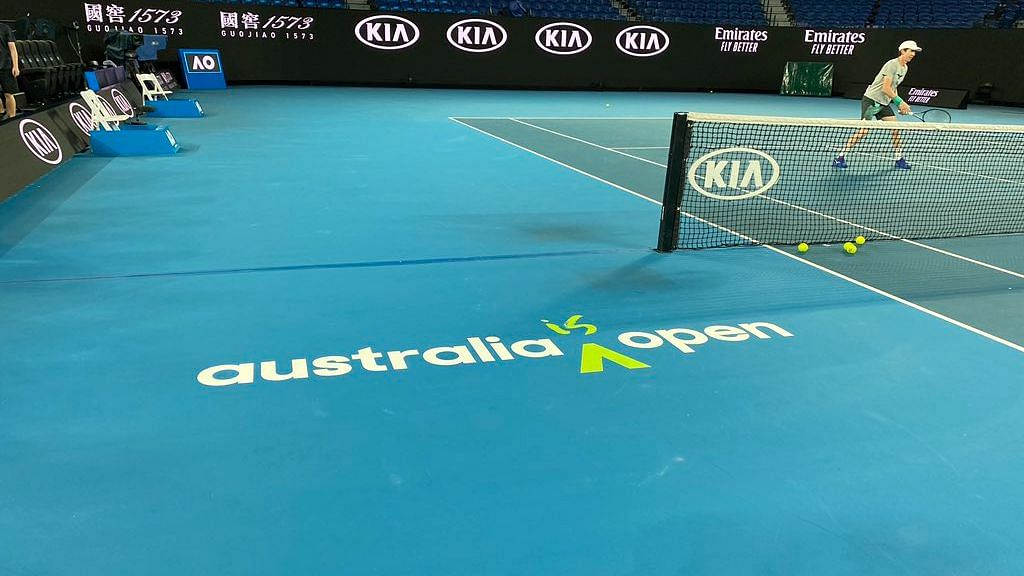 The Australian Open will be continue as per schedule but without crowds for the next 5 days.