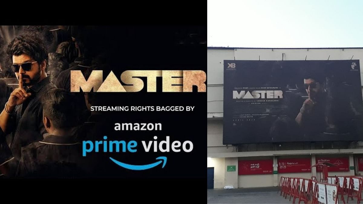 <p>'Master' dropped on Amazon Prime Video 3 weeks after it's theatrical release.</p>
