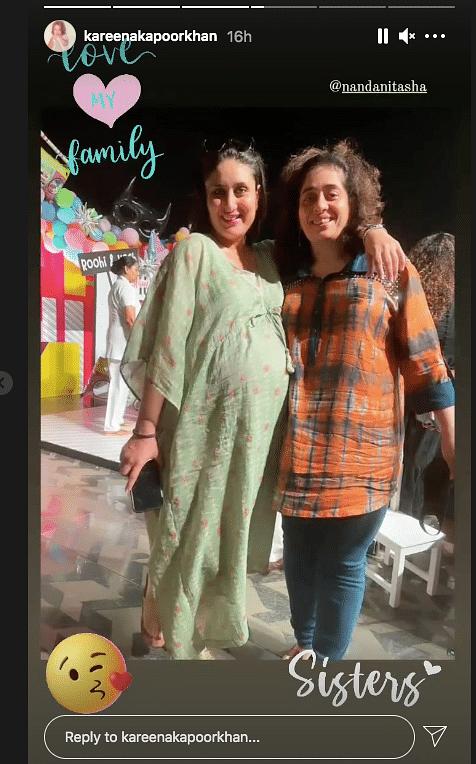 Kareena, Neha Dhupia Have a Blast at KJo's Kids' Birthday Party