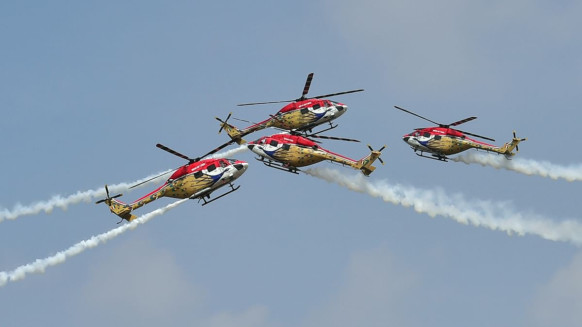 In Photos: Aero India - A Boost To 'Aatmanirbhar Bharat Mission'