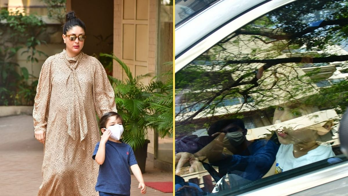 <p>Kareena Kapoor and her baby have been discharged from the hospital.</p>