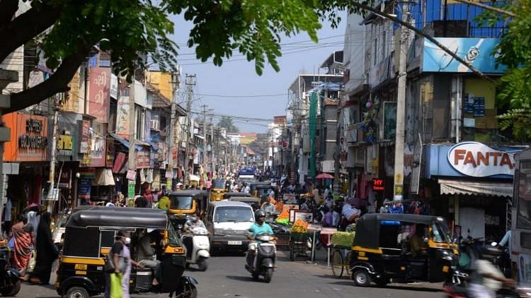 The oldest market in Kerala, Chalai still thrives as the biggest shopping hub in Thiruvananthapuram.