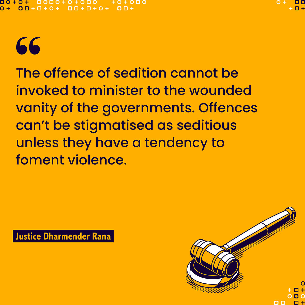 Disha Ravi Bail: Lessons for Govt on Sedition, Freedom, Dissent