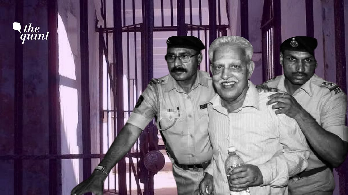 Telugu, Wheelchair & Blanket: How  Prison Broke Poet Varavara Rao