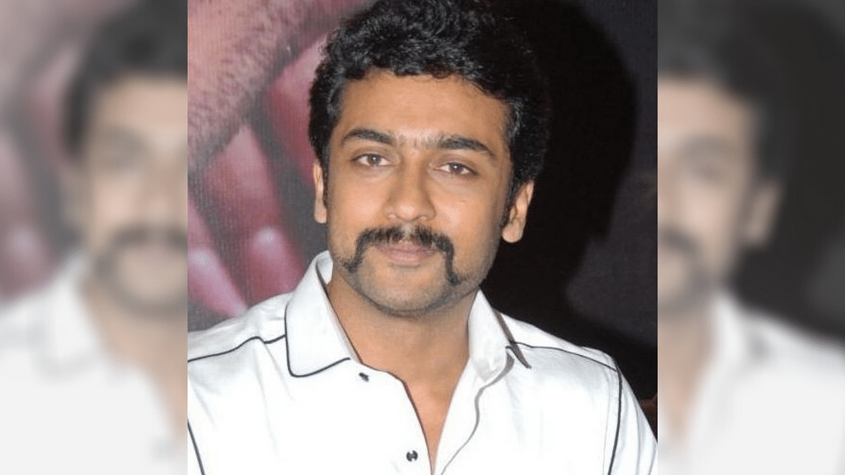 Tamil actor Suriya has contracted COVID-19.