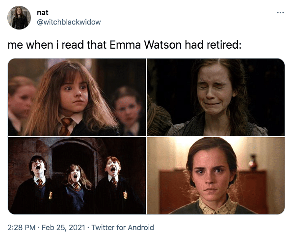 Emma Watson to Retire From Acting? Manager Responds to Rumours