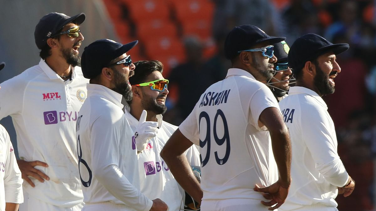 The Indian team have maintained that the pitch in Motera was not unplayable and the batters from both teams could have done better.