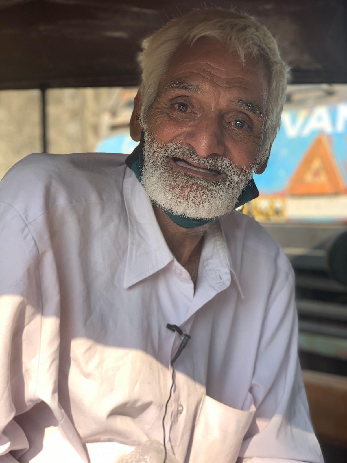 The heartwarming story of Desraj Jyot Singh.