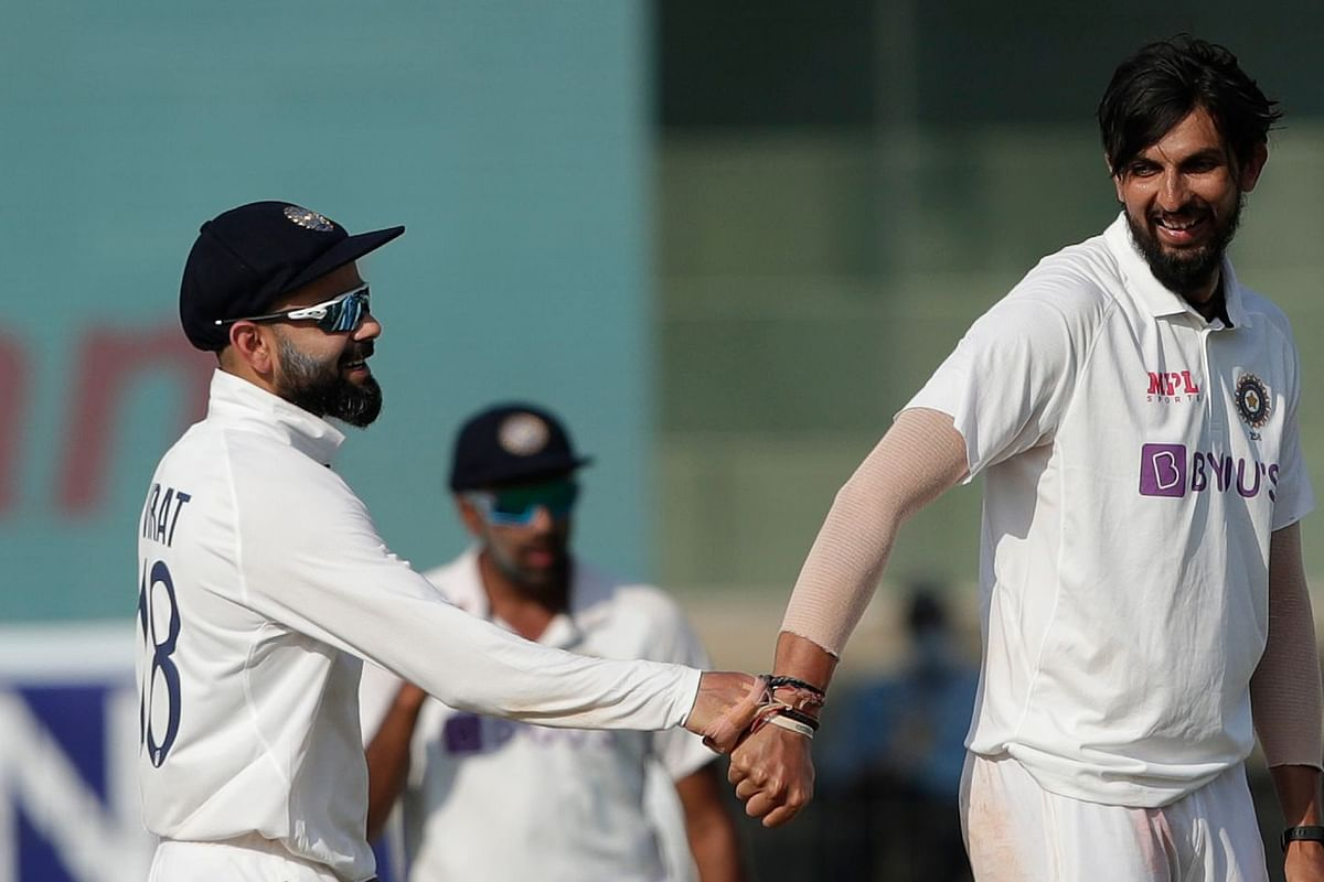 Virat Kohli applauds Ishant's commitment to Test cricket on the eve of his 100th outing in India's whites.
