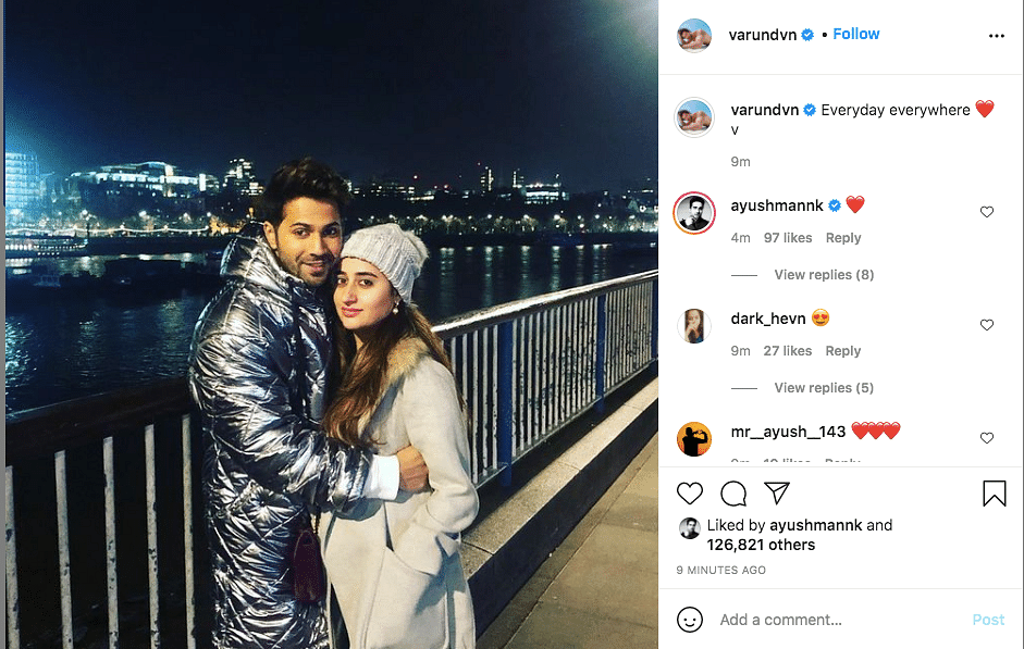 Varun, Anushka, Kareena Wish Their Partners on Valentine's Day