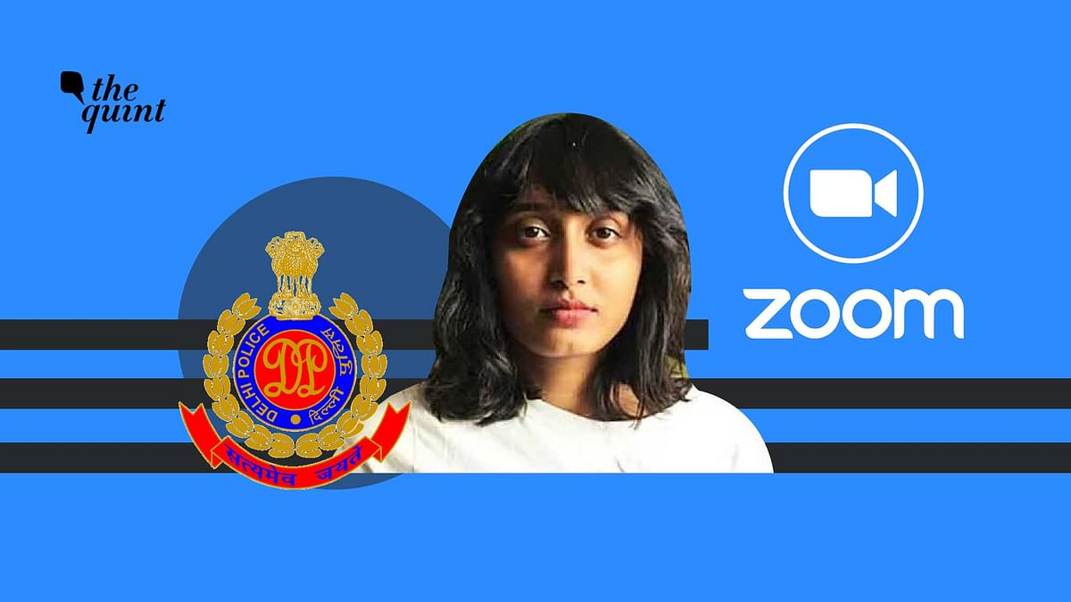 Delhi Police has requested Zoom to provide the call data of climate activist Disha Ravi.
