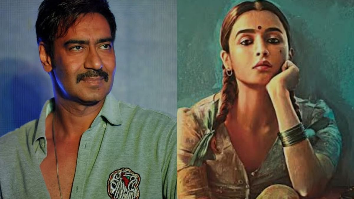 Ajay Devgn Begins Shooting for Gangubai Kathiawadi
