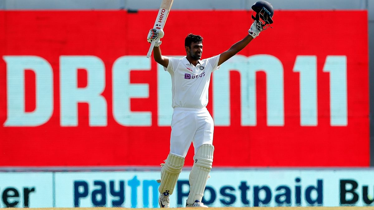 Ashwin Scores 106, At Stumps, Eng 53/3 in 482-Run Chase on Day 3
