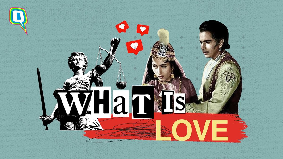 <p>What is love?</p>