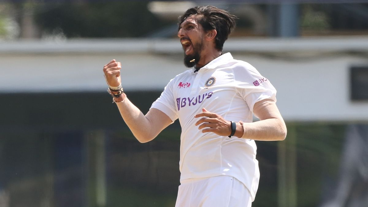 Former Cricketers Congratulate Ishant on 100th Test Appearance
