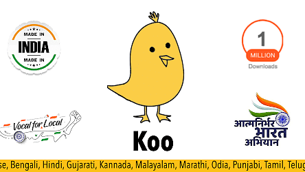 Koo is currently being promoted by several Union ministers in the country.