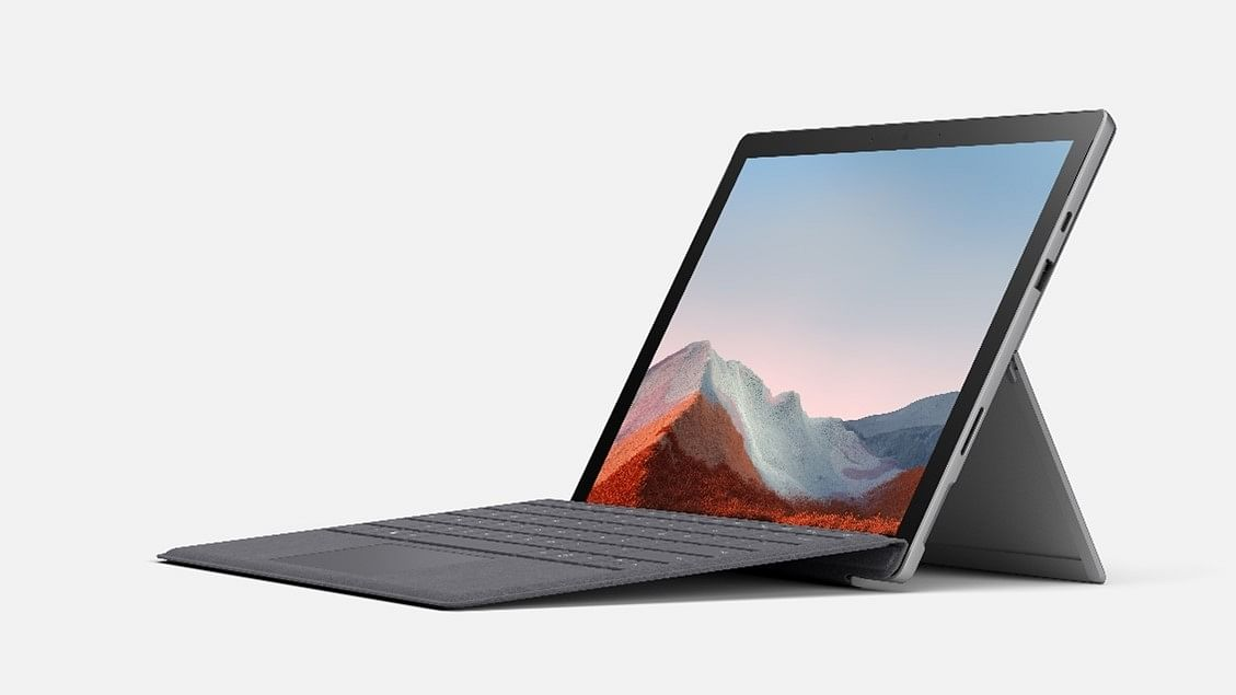 Microsoft Surface Pro 7+ is available at a starting price of Rs 83,999.